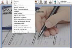 Opciones de Registros
